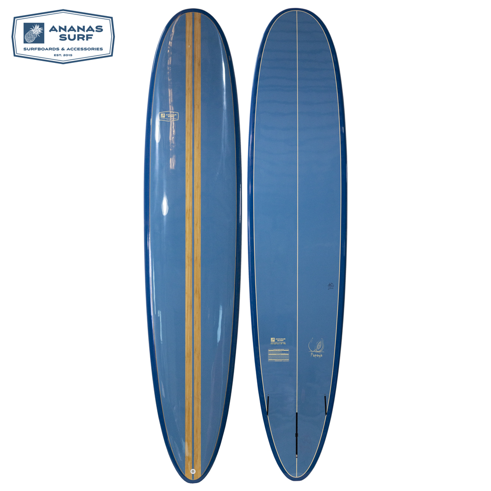 ván dài lướt sóng màu xanh navy