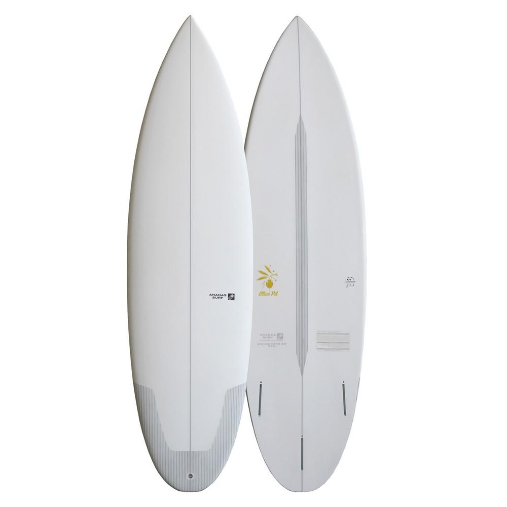 ván ngắn Olive Pit Ananas Surf